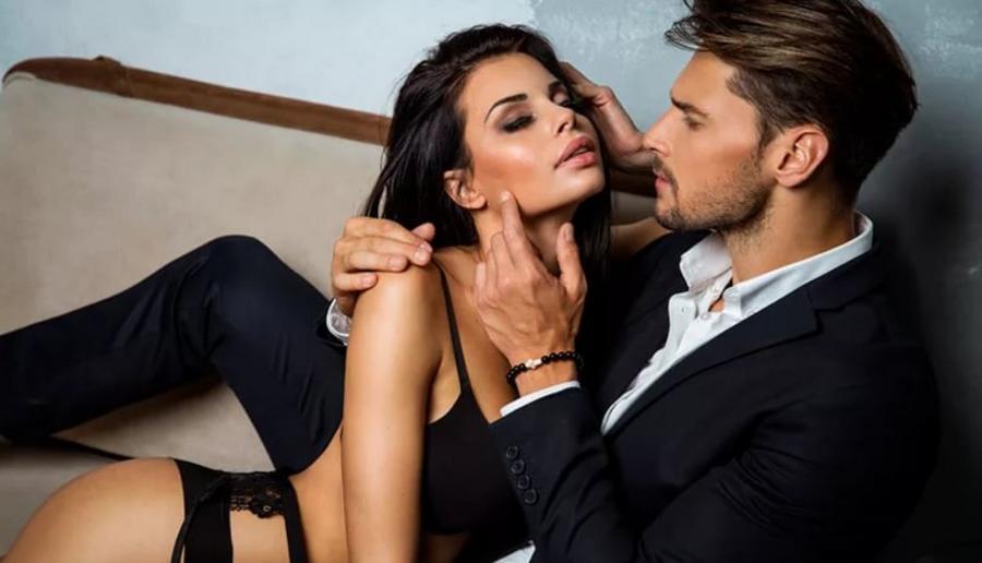 Эротический массаж в салоне Lucky